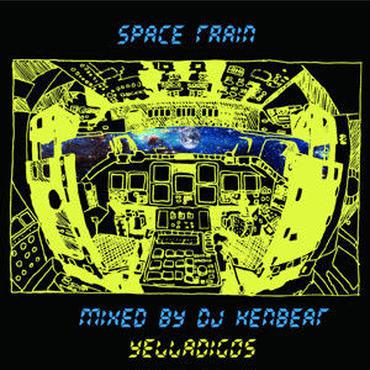YELLADIGOS - SPACE TRAIN MIX TAPE mix by DJ KEN-BEAT