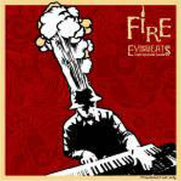 EVISBEATS - FIRE [CD]