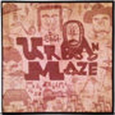 ILLSUGI (Nasty Ill Brother S.U.G.I.)/URBAN MAZE EP