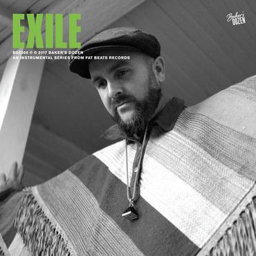 """EXILE (EMANON) / BAKER'S DOZEN: EXILE """"LP"""""""