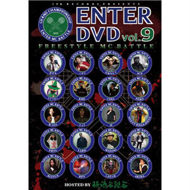 V.A - ENTER DVD VOL.9 [DVD]