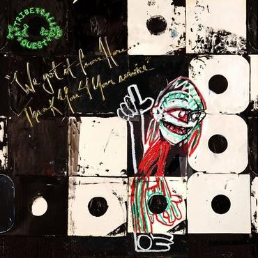 A TRIBE CALLED QUEST/We The People... 7inch