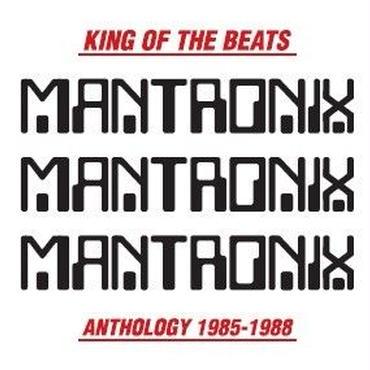 MANTRONIX  KING OF THE BEATS(ANTHOLOGY 1985-1988) アナログ2LP