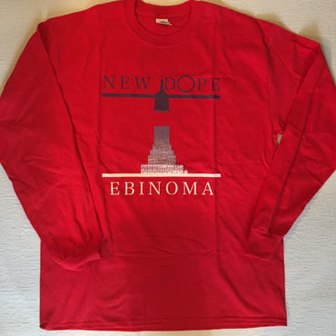 NEW DOPE L/S Tee