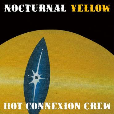 HOT CONNECXION CREW/NOCTURNAL YELLOW