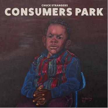 "CHUCK STRANGERS / CONSUMERS PARK""帯付国内盤仕様CD"""