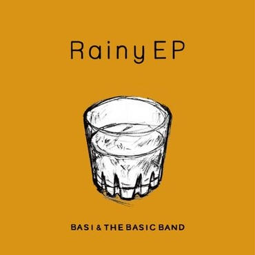 4/4 BASI & THE BASIC BAND - Rainy EP [CD]