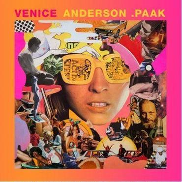 """ANDERSON .PAAK  VENICE """"2LP"""""""