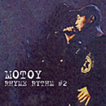 MOTOY - RHYME RHYTHM 2 [CD]