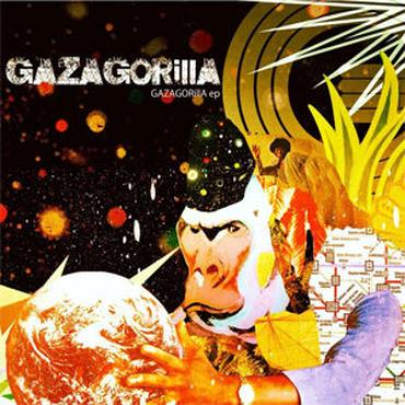 GAZAGORillA - GAZAGORillA EP [CD]