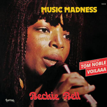 Beckie Bell Music Madness (DJ Muro Re-Edit) 7inch