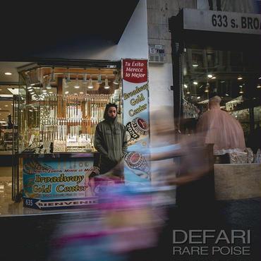 Defari/Rare Poise -輸入盤CD-