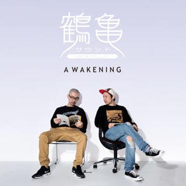 鶴亀サウンド(LIBRO & ポチョムキン) - AWAKENING [CD]
