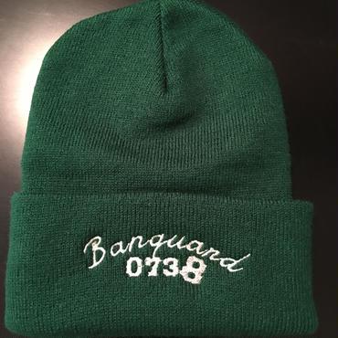 Banguard knit cap new type2016
