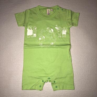 Banguard Baby rompers( kiwi)