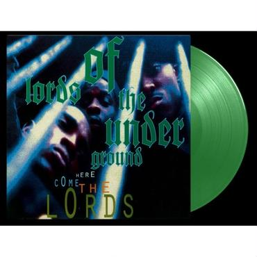 """LORDS OF THE UNDERGROUND HERE COME THE LORDS """"2LP"""""""