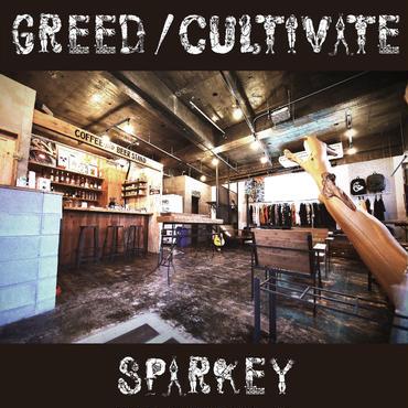 予約11/29発売 - SPARKEY/GReeD/Cultivate 7inch