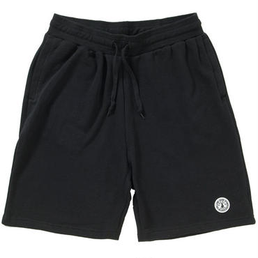 WAPPEN FLEECE SHORTS(BLACK)