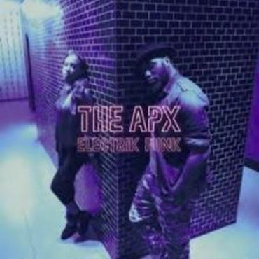 The APX/Electrik Funk -国内盤CD-