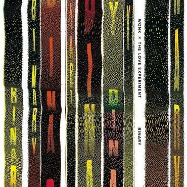 WONK x THE LOVE EXPERIMENT/BINARY -国内盤CD-