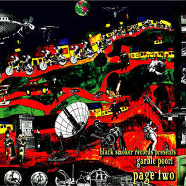 GARBLE POOR - PAGE TWO [CD]