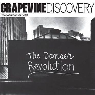 John Danser Octet/Danser Revolution -LP-