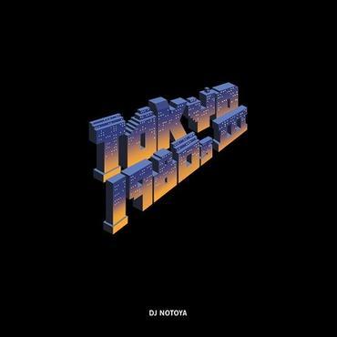 DJ Notoya/Tokyo 1980s III-MIX CD-