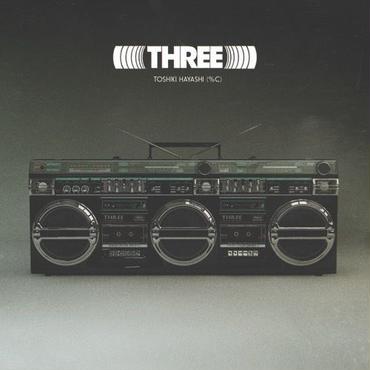 TOSHIKI HAYASHI (%C) - THREE [CD]