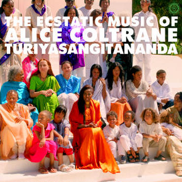 ALICE COLTRANE / The Ecstatic Music of Alice Coltrane Turiyasangitananda(2LP)