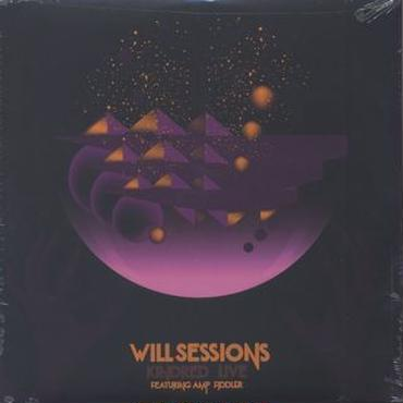 Will Sessions featuring Amp Fiddler/Kindred Live -Gold Vybel LP-