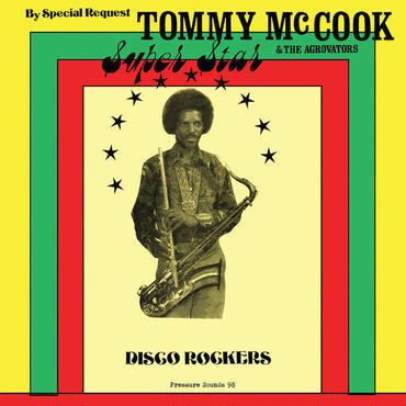 Tommy McCook & The Aggrovators/Super Star-Disco Rockers -LP-