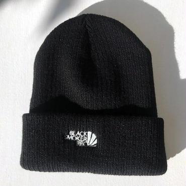 BS knit cap 3(black)