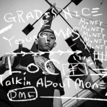 GRADIS NICE&YOUNG MAS - L.O.C -Talkin' About Money- [CD]