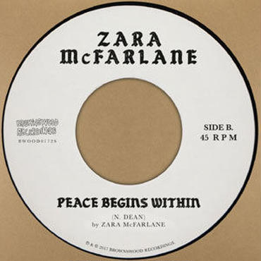 Zara McFarlane/Peace Begins Within