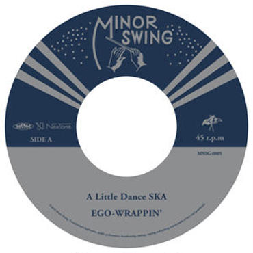 RSD - EGO-WRAPPIN' - A LITTLE DANCE SKA