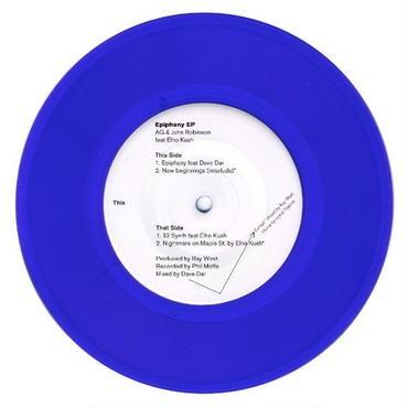 AG of DITC & John Robinson/Epiphany EP