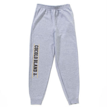 LINE LOGO SWEAT PANTS (GRAY)