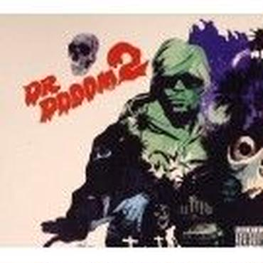 DR.DOOOM (KOOL KEITH) / DR.DOOOM 2 CD(Limited sale)