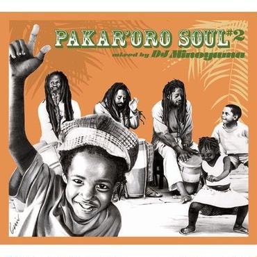 DJ MINOYAMA/Pakar'oro Soul #2