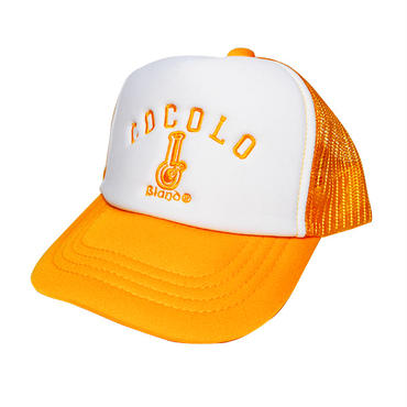 KIDS BONG MESH CAP (YELLOW)