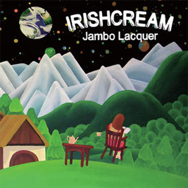 JAMBO LACQUER FROM WARAJI/IRISHCREAM