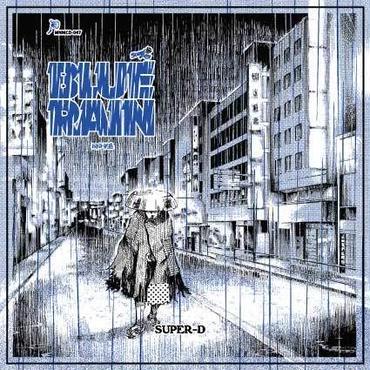 SUPER-D - BLUE RAIN [MIX CD]