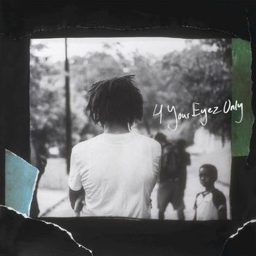 "J.COLE / 4 YOUR EYEZ ONLY ""LP"""