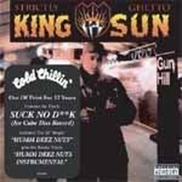 KING SUN / STRICTLY GHETTO (CD) .