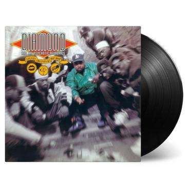 "DIAMOND & PSYCHOTIC NEUROTICS STUNTS, BLUNTS, & HIP HOP ""2LP"""