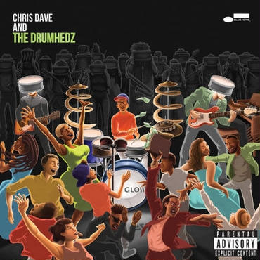 Chris Dave And The Drumheadz/Chris Dave And The Drumheadz -2LP-