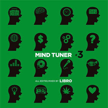 LIBRO - MIND TUNER#3 [MIX CD]
