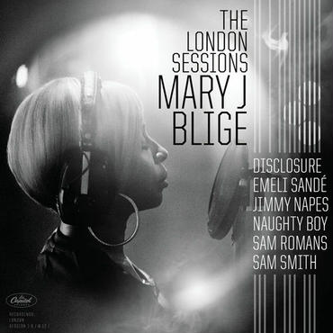 """MARY J. BLIGE / LONDON SESSIONS """"2LP"""""""