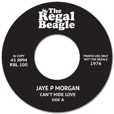 Jaye P. Morgan/Can't Hide Love