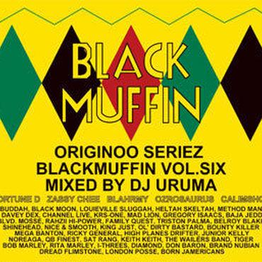 DJ URUMA/BLACKMUFFIN VOL.6